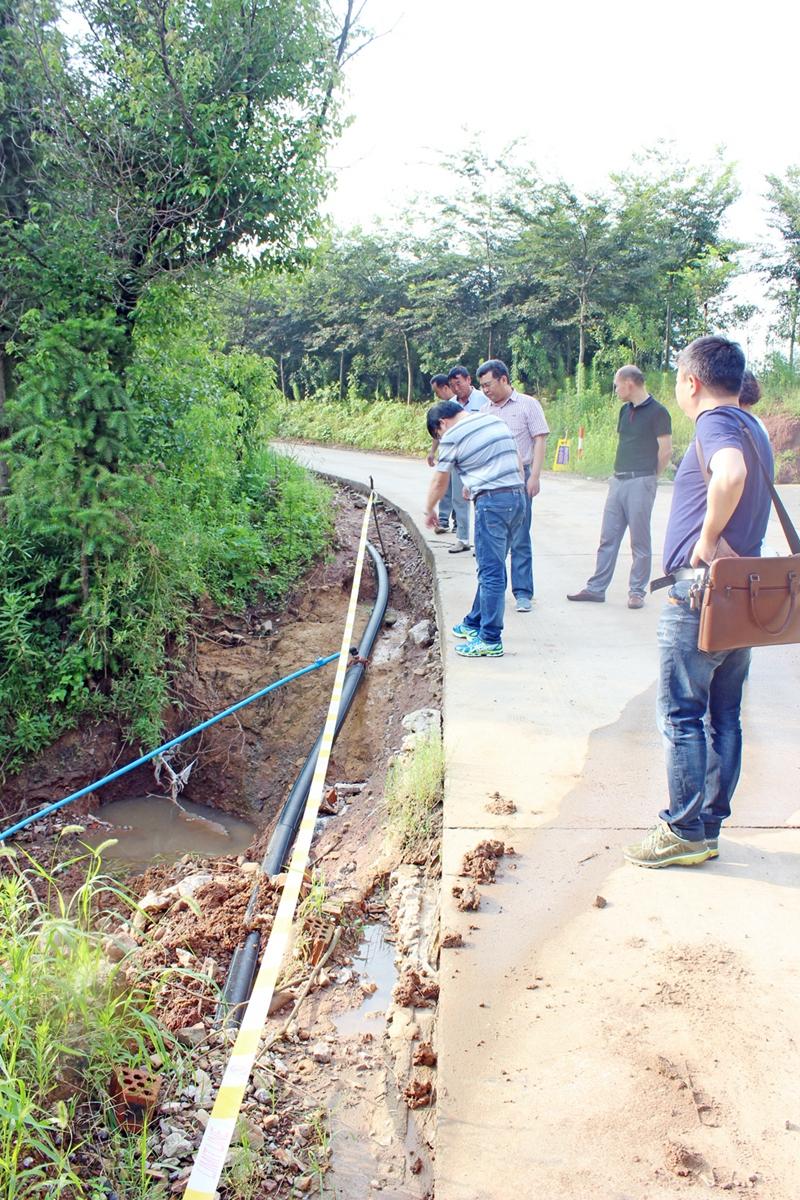 抗洪路上,我们一起走——县财政局抗洪抢险救灾侧记